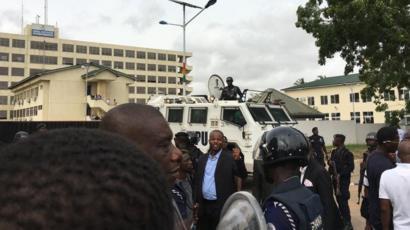 Today Tori: Ghana police arrest Kuko Anyidoho and Nigeria poor pipo