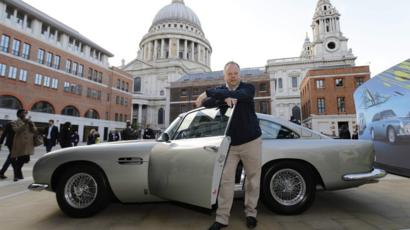 Aston Martin Stock >> Aston Martin Shares Fall On Stock Market Debut Bbc News