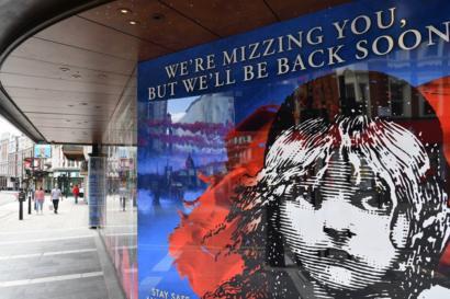 Les Miserables And Hamilton Among West End Shows Off Until 2021 Bbc News