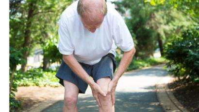 De cadera rodilla dolor hasta