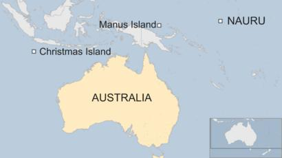 Christmas Island: Australia 'to re-open' controversial ... on pitcairn islands, solomon islands, kauai island outline map, antarctica map, easter island map, pitcairn islands map, usa government map, marshall islands, asia map, fiji map, solomon islands map, cayman islands, northern mariana islands, cocos islands, south georgia and the south sandwich islands, faroe islands, pacific isles map, australia map, mcdonald islands map, islands of kiribati map, indian ocean, new caledonia, pacific ocean map, macau map, united states minor outlying islands map, southeast asia, cook islands, turks and caicos islands, maldives map, galápagos islands map, nauru map, sunset island ocean city maryland map, norfolk island, pacific islands map,