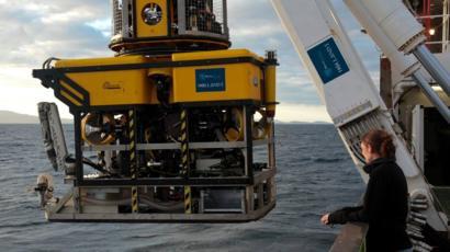 Atlantic Ocean 'running out of breath' - BBC News