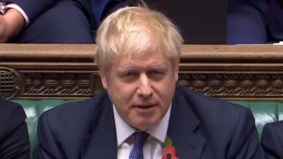 Reino Unido: Boris Johnson gana primera votación sobre plan para socavar tratado del Brexit