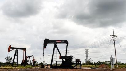 Perforadoras de petróleo en Maracaibo
