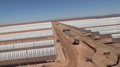 Should we solar panel the Sahara desert? - BBC News