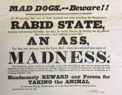 Sniping Satire And Song The Weird World Of Victorian Election