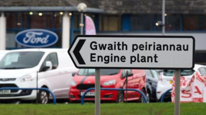 Coronavirus Ford Bridgend S Supply Firms Squeezed As Work Is