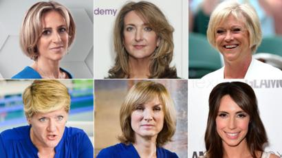 BBC gives more than seven hundred women a pay rise
