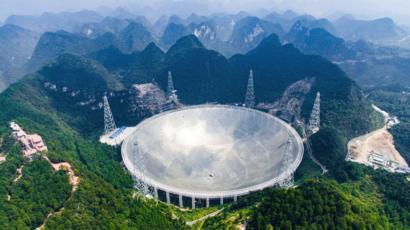 гигантский радиотелескоп