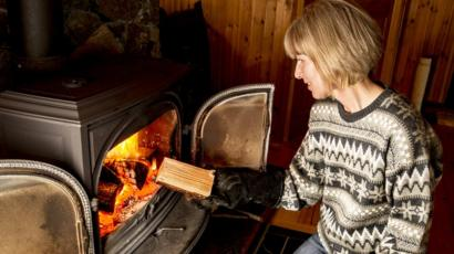 Wood Burners Most Polluting Fuels To Be Banned In The Home Bbc News