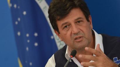Coronavírus: Mandetta se mantém no cargo, mas tensão com Bolsonaro ...