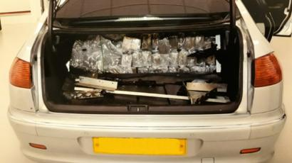 Six From Merseyside And Iom Arrested Over 1m Drugs Haul