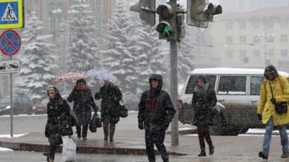 Nevada en Rusia.