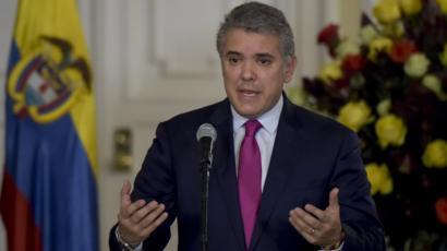 Colombia: Abren proceso de investigación contra Presidente Duque