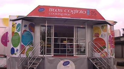 655k Cooking Bus To Be Sold Off Welsh Ministers Confirm