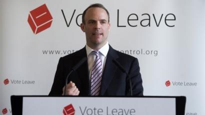 【イギリス】辞任した英EU離脱担当相デービッド・デービス氏の後任に、EU懐疑派のラーブ氏(44) ->画像>9枚