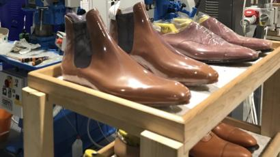 Image result for foster son shoes factory
