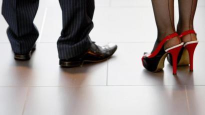 British Columbia may end high heel dress code requirements