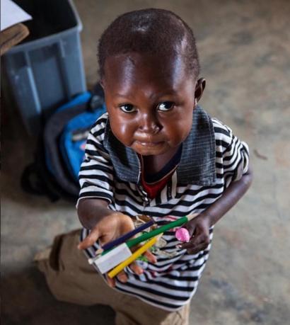 Ghana Education Boy Who Became A Meme Raises Thousands Bbc News