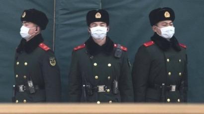Pihak otoritas China mencoba untuk mengontrol narasi pemberitaan tentang virus corona.