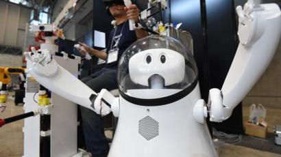 WEF: Robots 'will create more jobs than they displace' - BBC