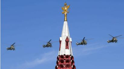 Парад уйдет в воздух. Как в России отметят 75-летнюю годовщину ...