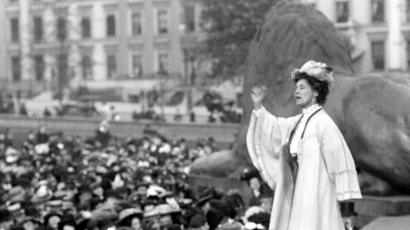 The Pankhurst Anthem: Song written for women's vote centenary ...