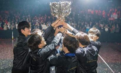 Skt Crowned 2016 League Of Legends World Champions Bbc News