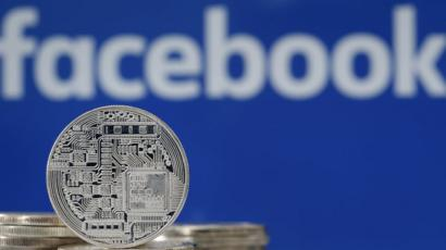 facebook cryptocurrency libra stock