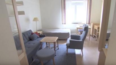 Apartamento diputado sueco.