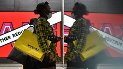 Selfridges To Offer Clothing Rental In Environmental Push Bbc News