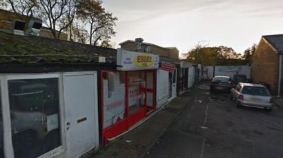 Teenagers Sprayed In Face Near Harlow Pizza Takeaway Bbc News