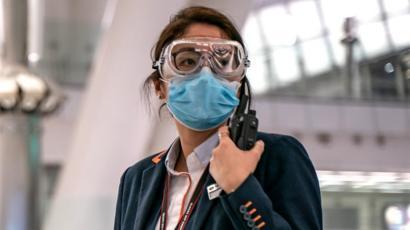 masque coronavirus enfant