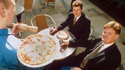 From School Truant To Pizza Multi Millionaire Bbc News