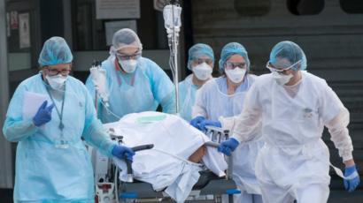 Coronavirus: el mundo supera el millón de casos confirmados de ...