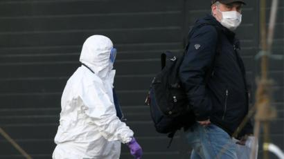 Число заболевших коронавирусом в России превысило 400 человек - BBC News  Русская служба