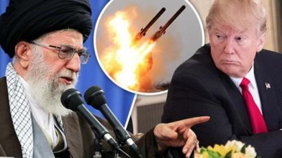 نتيجة بحث الصور عن صواريخ واشنطن طهران