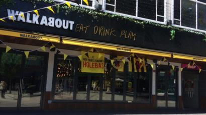 Walkabout Customers Fell Ill After Fa Cup Final Visit