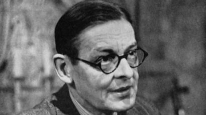 Ts Eliot Letter Sheds Light On Early Relationship Bbc News