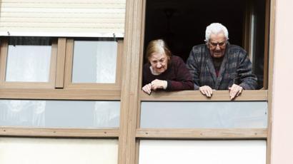 Coronavirus: el horror que se vive en algunas residencias de ancianos de  España por la crisis de covid-19 - BBC News Mundo