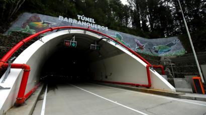 Túnel de la Línea: por qué Colombia se demoró 100 años en construir su obra  más importante (y qué beneficios traerá su inauguración) - BBC News Mundo