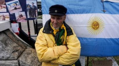 """Аргентина: судьба подлодки """"Сан-Хуан"""" вызывает все больше тревоги ..."""