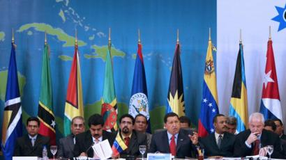 Reunión de Petrocaribe