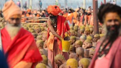 Ritual en India