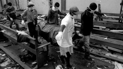 Resultado de imagen para masacre de bojayá