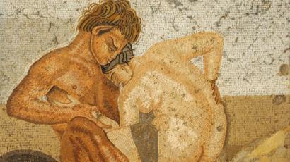 Дрю Бэрримор Подглядывает Как Занимаются Сексом – Вдали От Дома (1989)