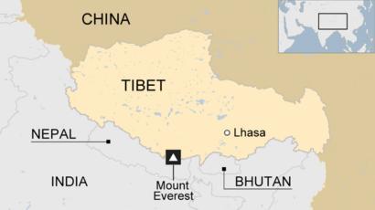 Tibet profile - BBC News