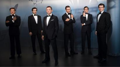 Theresa May Wan Make Woman Act As James Bond Bbc News Pidgin