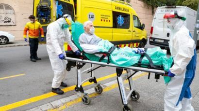 Coronavirus: las muertes de miles de ancianos que no están siendo ...