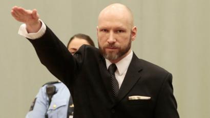 """Норвежские прокуроры: убийца Брейвик """"опасен как никогда"""" - BBC ..."""